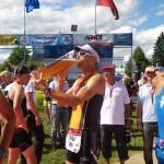 challenge Roth 2012 - arrivee